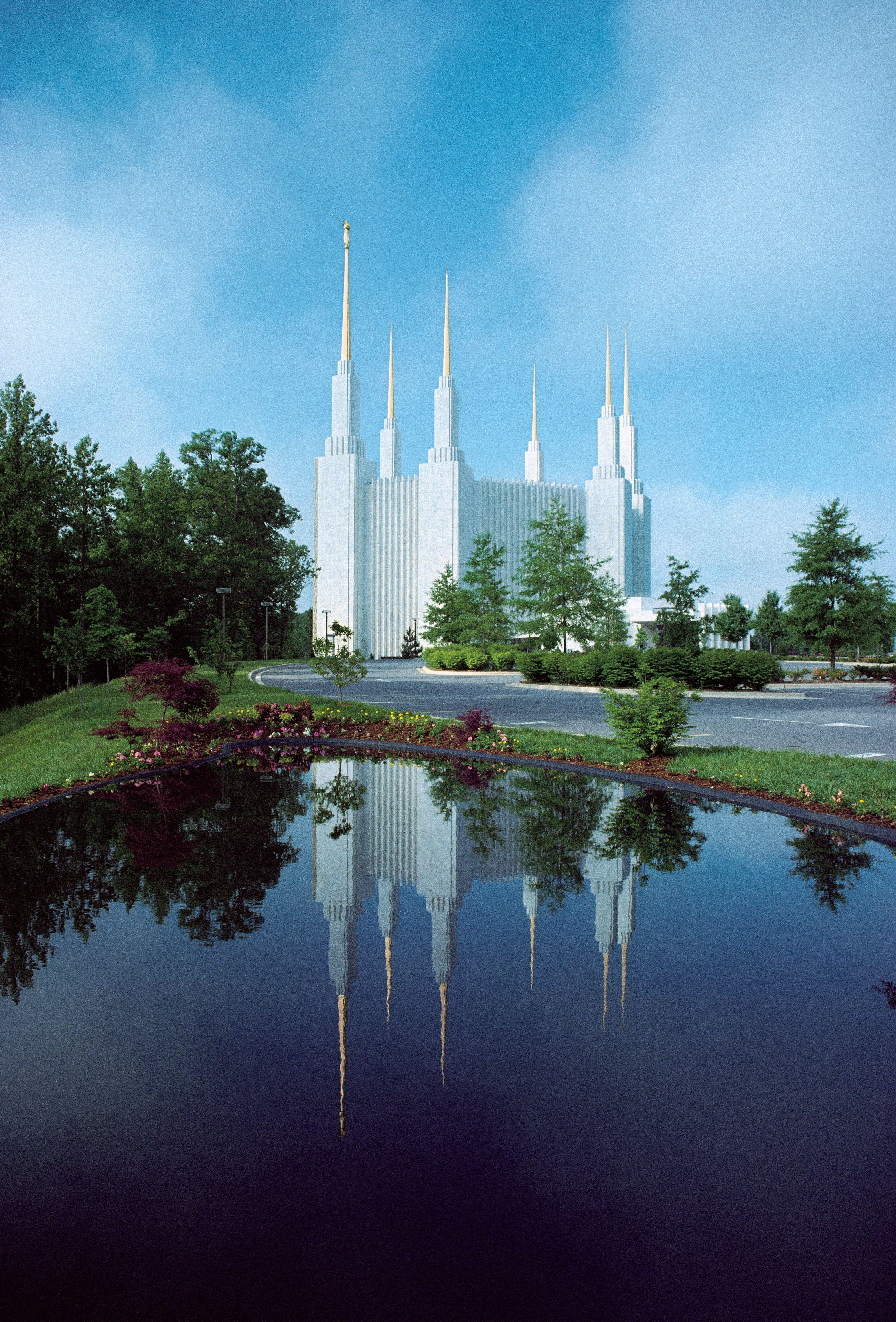 Washington D.C. Temple; GAK 505