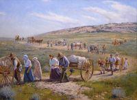 Pushing, Pulling Praying Bound for Zion