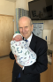 President Russell M. Nelson and infant Great Grandson