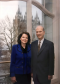 President Nelson and Wendy Watson