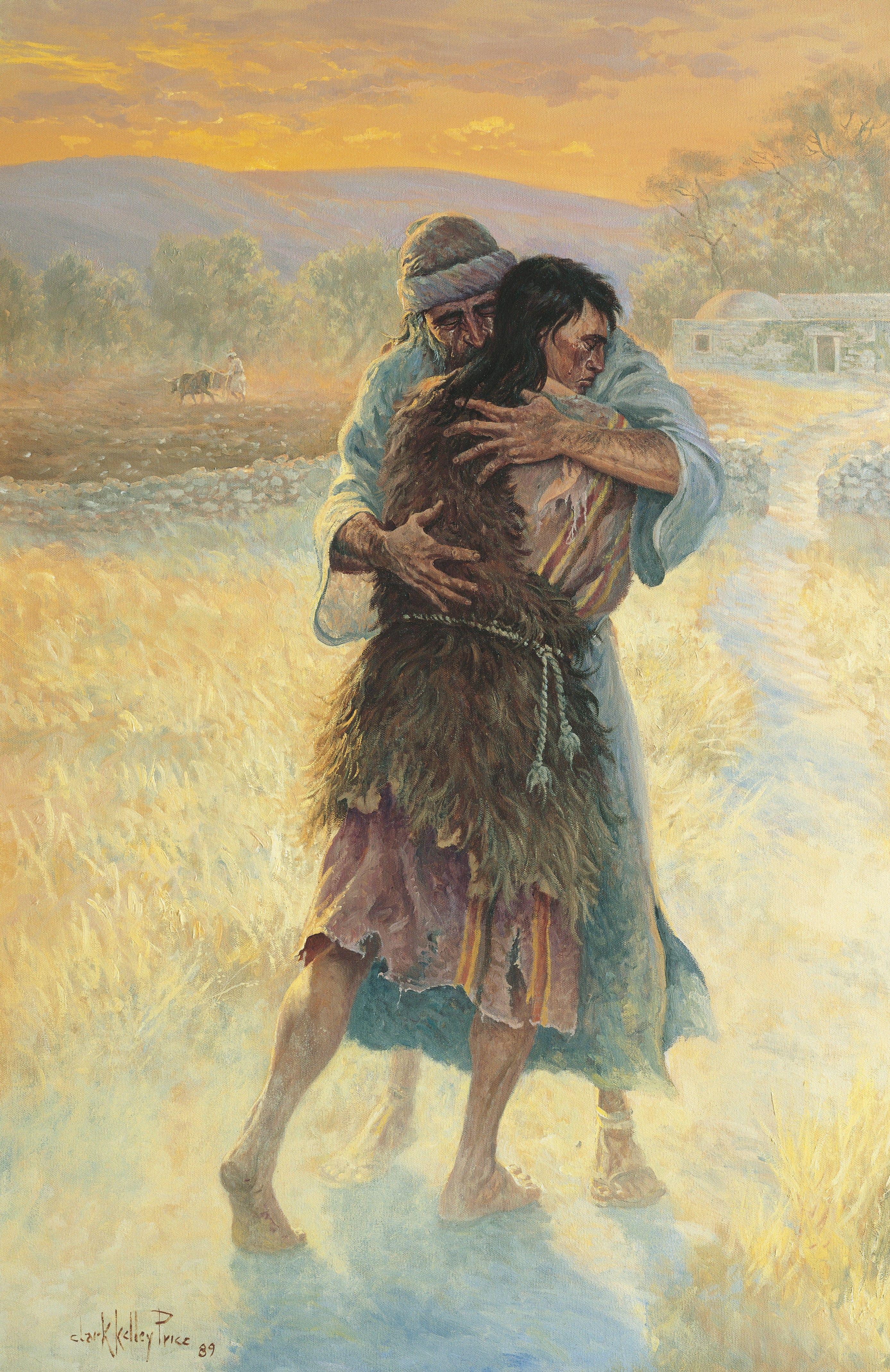 The Prodigal Son, by Clark Kelley Price (62155); GAK 220; Primary manual 1-49; Primary manual 2-46; Primary manual 7-20; Luke 15:10–32
