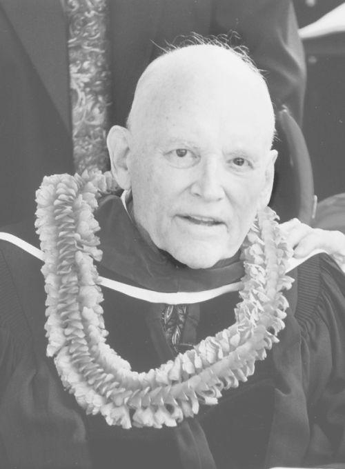 Howard W. Hunter in Hawaii