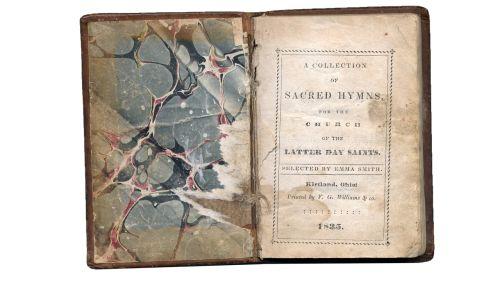 Hymnal 1835