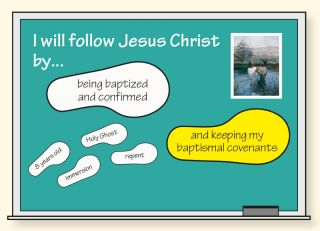 I will follow Jesus Christ footsteps