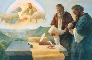 Isaiah Writes of Christ's Birth (The Prophet Isaiah Foretells Christ's Birth)