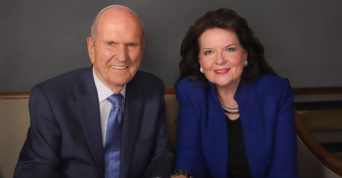Russell M. Nelson and Wendy Nelson