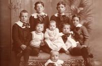 Sons of Joseph F. Smith 1896