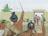 Lamanites fighting Noah's people