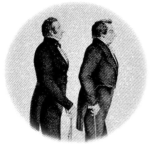Joseph and Hyrum Smith