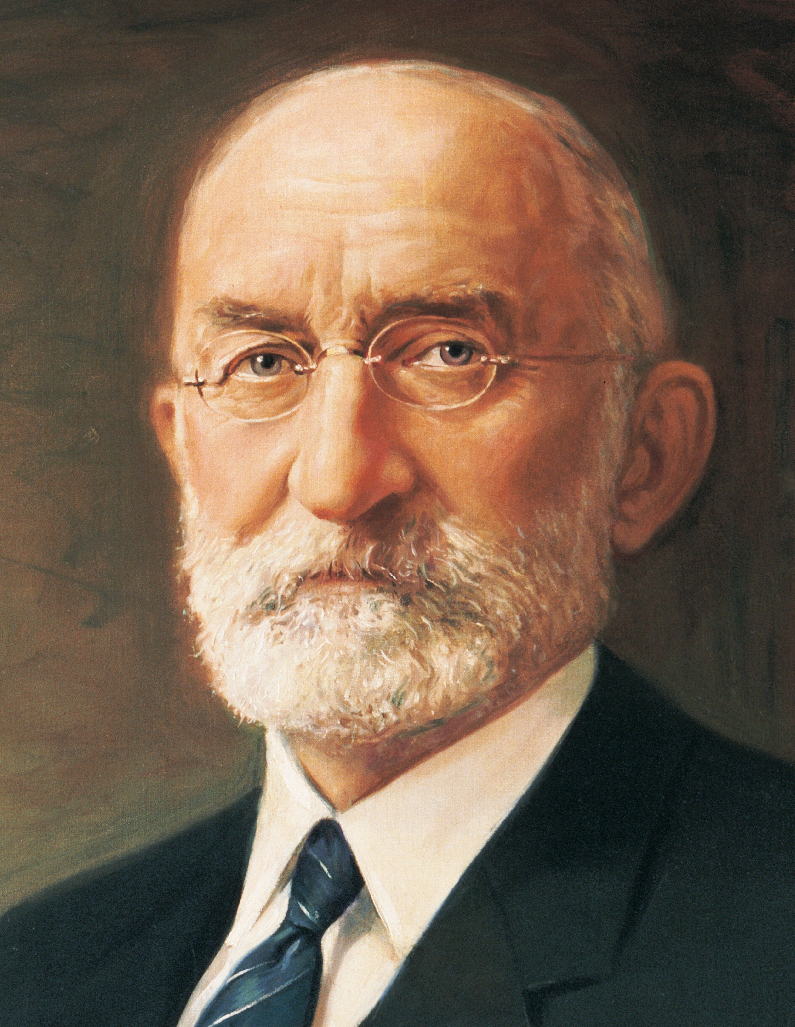 Heber J. Grant, by C. J. Fox; GAK 512; GAB 128; Our Heritage, 107–10. President Heber J. Grant was the seventh President of the Church from 1918 to 1945.