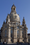 Germany. Dresden. Frauenkirche (Church of Our Lady)