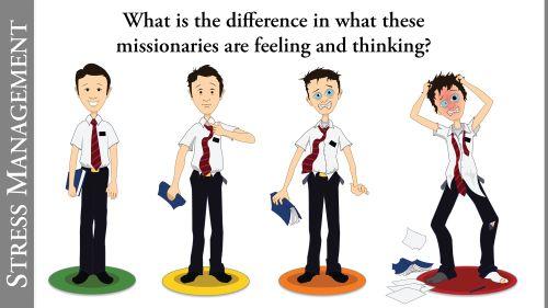 Missionary Stress Management