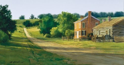Independence, Missouri, 1831