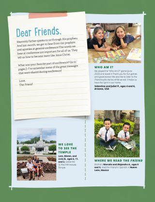 Friend Magazine, Global 2021/05 May