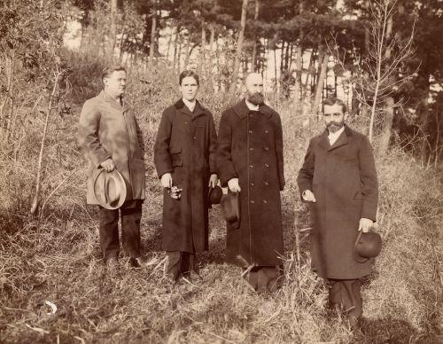 Photograph albums [ca. 1902-1903]