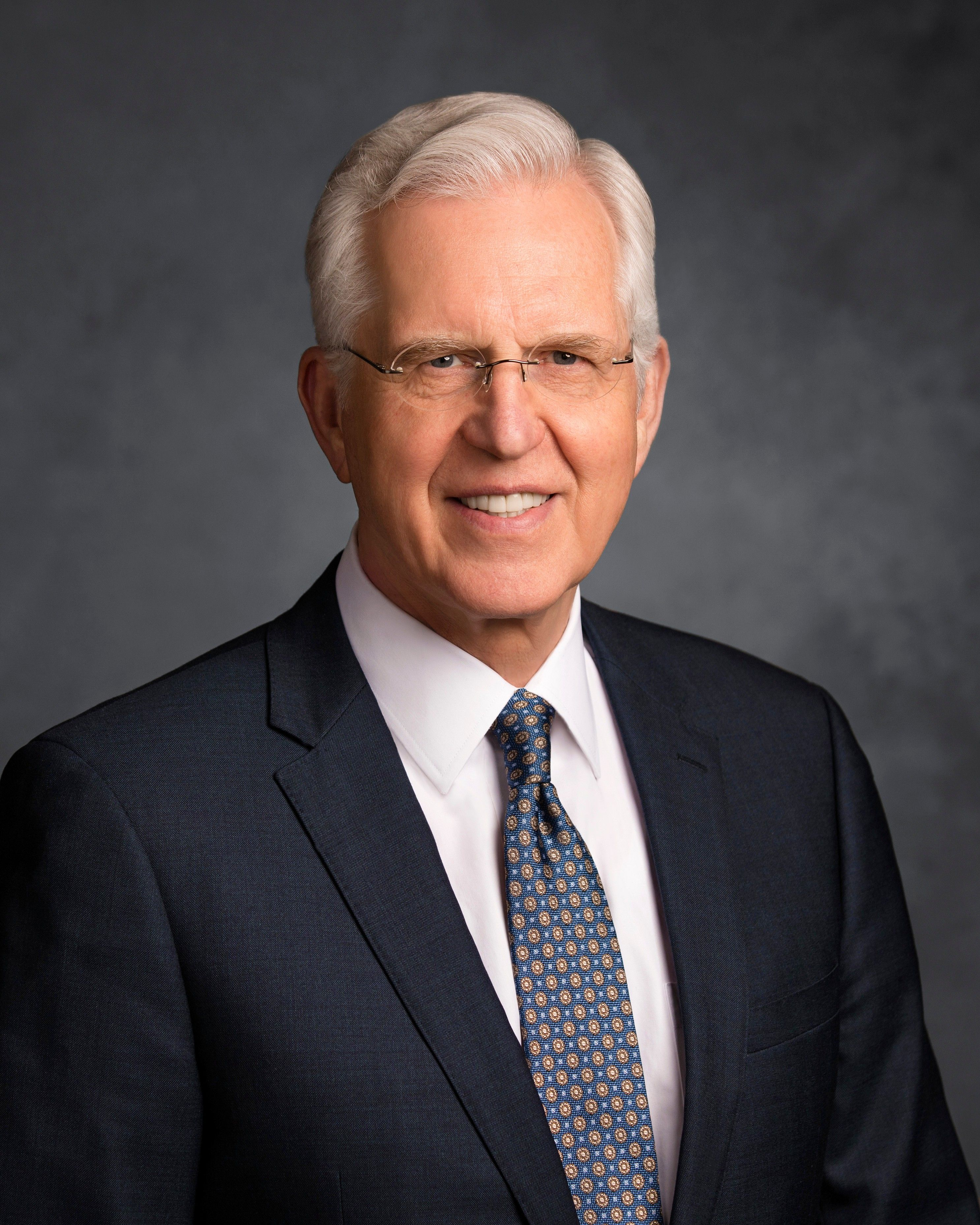 The Official Portrait of D. Todd Christofferson.