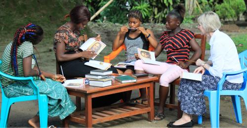 Gospel Literacy Program, Sierra Leone, Jean B. Bingham