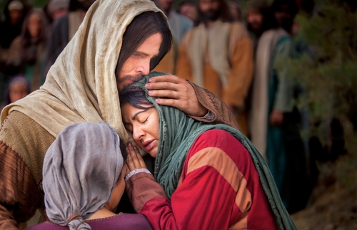 The Savior teaches us to love
