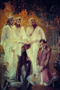 Melchizadek priesthood restoration