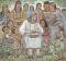 Jesus visits the Nephites and Nephite children