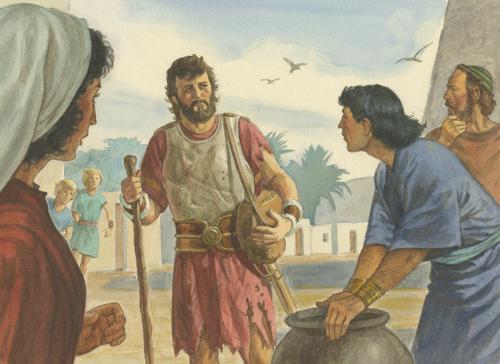 Coriantumr and people of Zarahemla