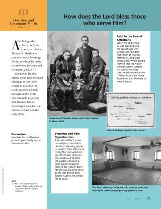 Liahona Magazine, 2021/04 Apr