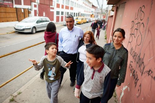 Chile: Family Life