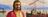 Christ with fishermen