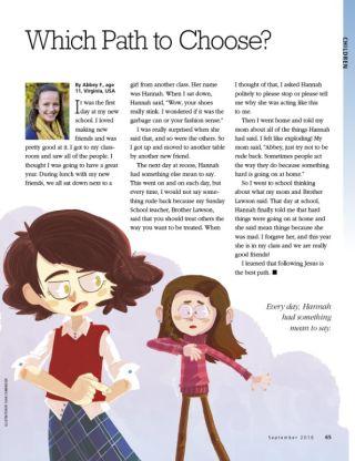Liahona Magazine, 2016/09 Sep