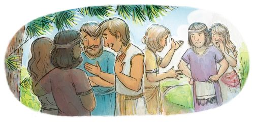 Book of Mormon Stories: Ammon's Good Example