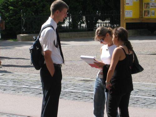 Slovakia: Missionary Work