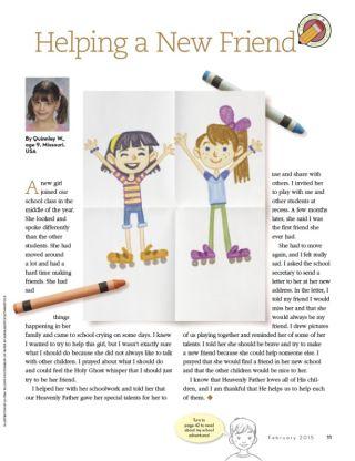 Friend Magazine, 2015/02 Feb