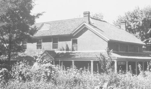 Home of Joseph F. Smith
