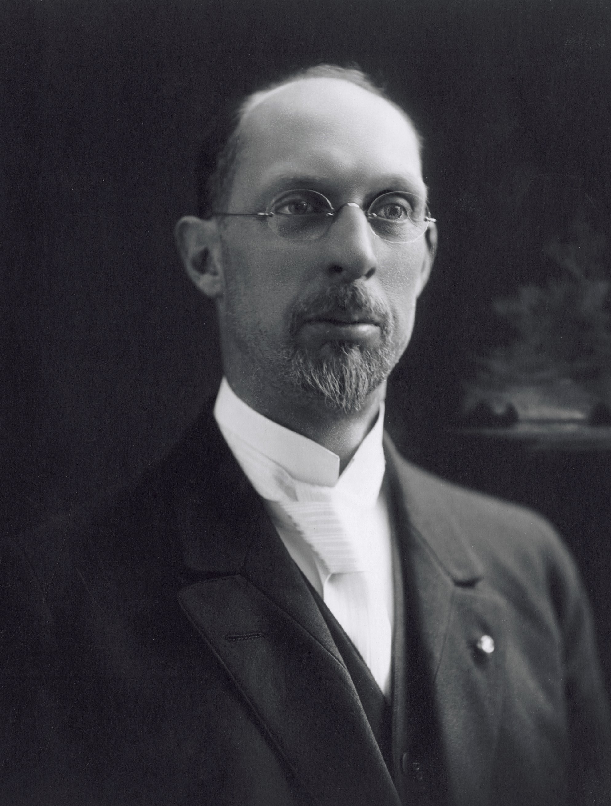 A portrait of the prophet George Albert Smith dated December 20, 1919. Teachings of Presidents of the Church: George Albert Smith (2011), 134