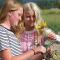 Utah: Young Women Picking Sunflowers