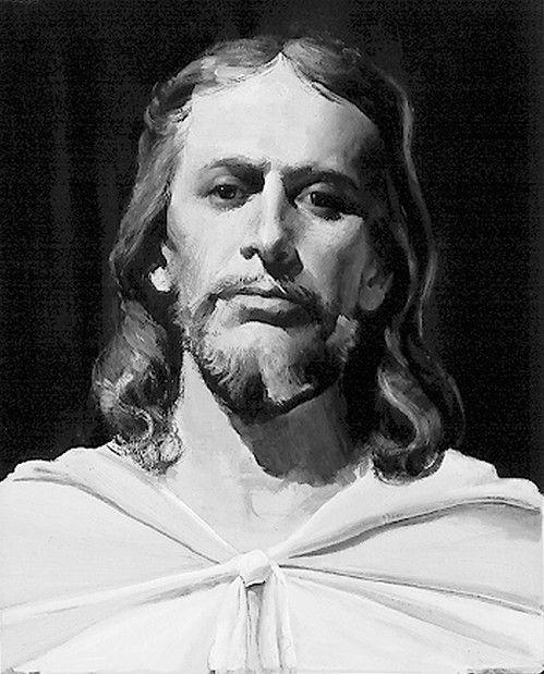 Portraits. Jesus Christ