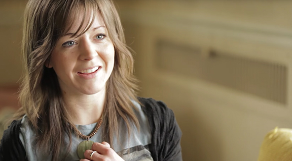 Lindsey Stirling explains her relationship with Jesus Christ and the purpose of life