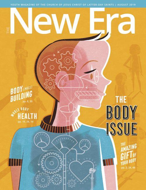 New Era Magazine, 2019/08 Aug