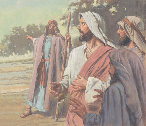 Chapter 43: Jesus Brings Lazarus Back to Life