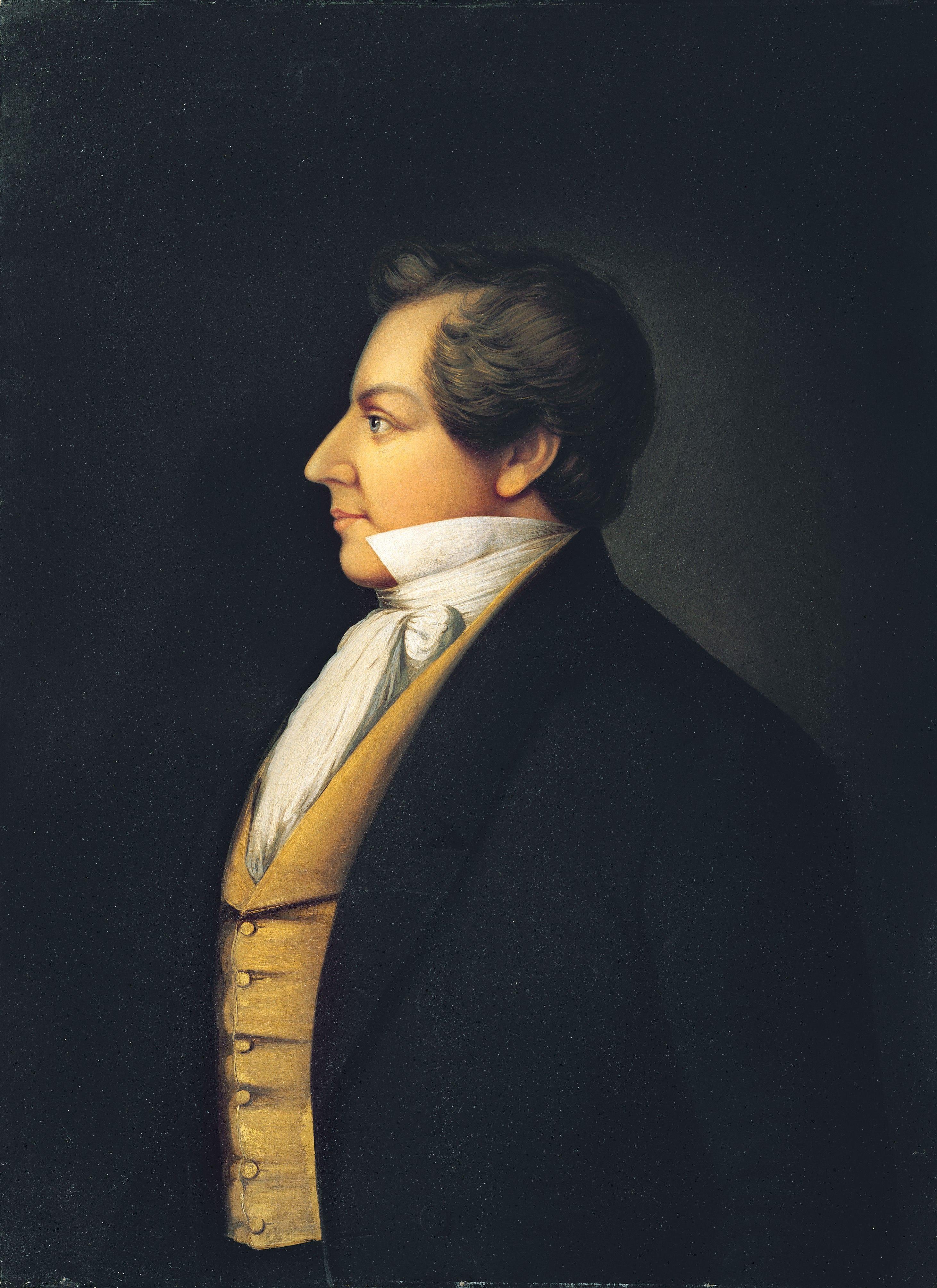 Joseph Smith, Jr., by Danquart Anthon Weggeland