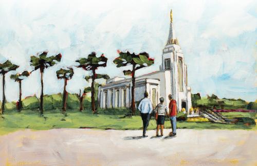 Temple Attendance