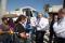 Elder Andersen greets survivors in Mexico following earthquake
