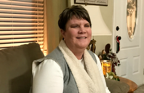 Sister Patricia Parkinson
