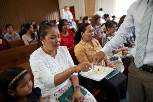 Cambodia: Church Attendance