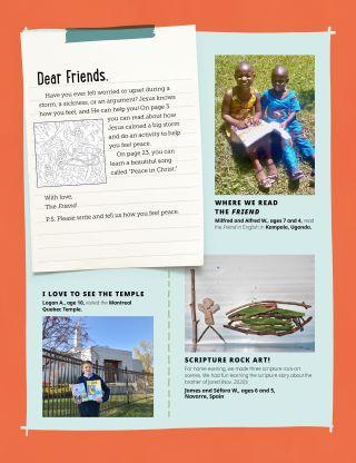 Friend Magazine, Global 2021/09 Sep