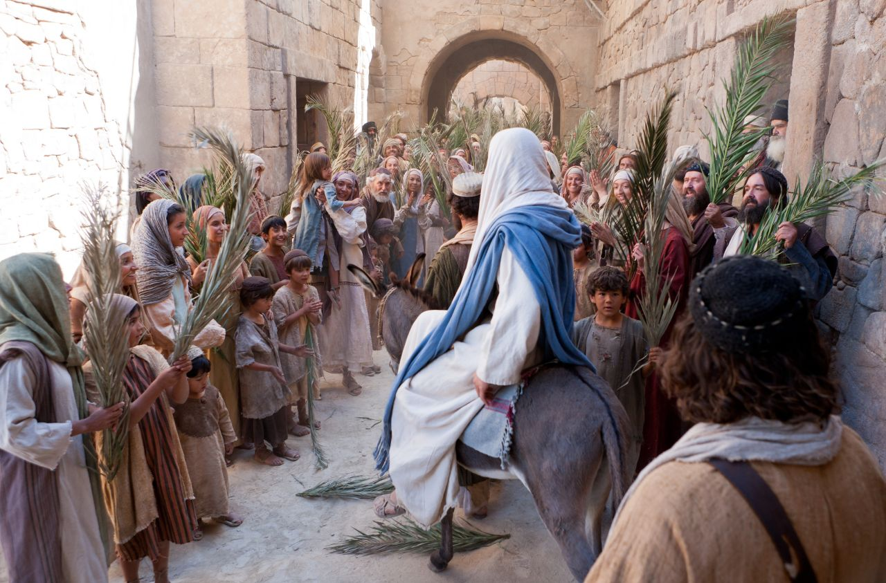 Holy Week – Palm Sunday