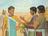 men talking with Helaman