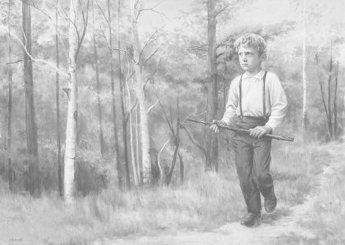 Joseph Smith, age 6