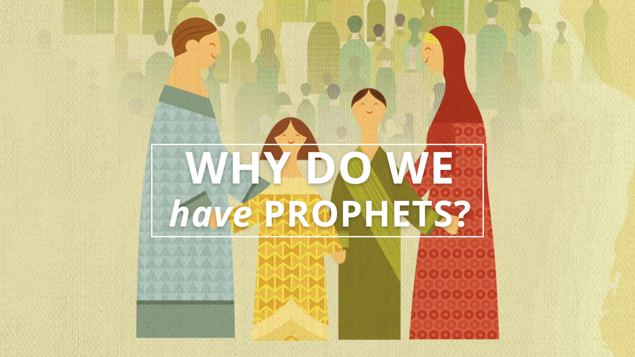 God Speaks Through Prophets