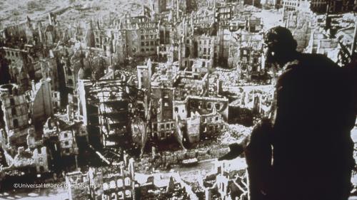 Dresden Ruins